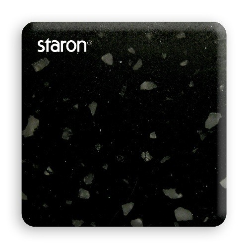 Staron PEBBLE Ebony